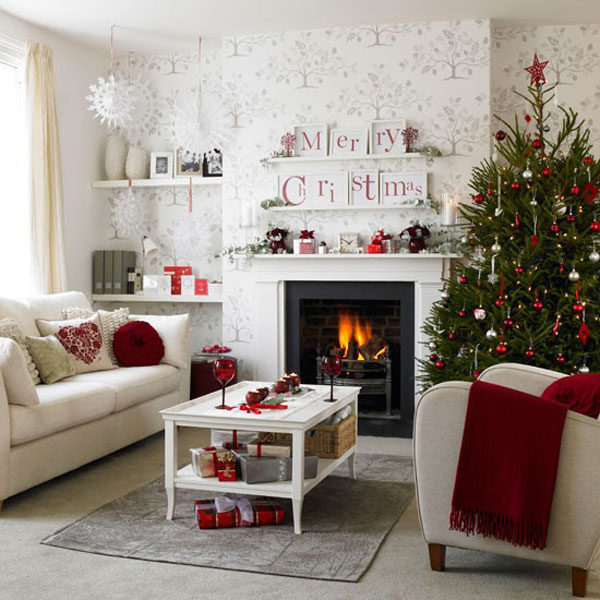 33 Christmas Decorations Ideas Bringing The Christmas Spirit into .