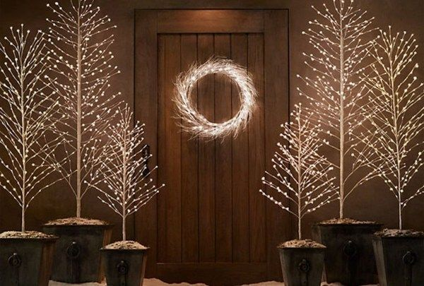48 Simple Modern Christmas Decor Ideas | Decorating with christmas .