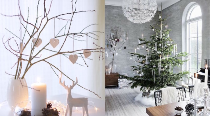 21 Modern Christmas Decor Ideas You Must Try - Feed Inspirati
