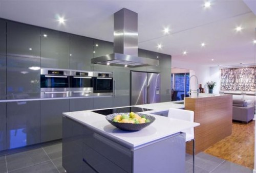 Modern Kitchen Designs 2012 with Little Touches of Luxury .