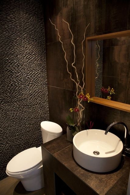 From Funky to Functional: 25 Surprising Powder Room Designs .