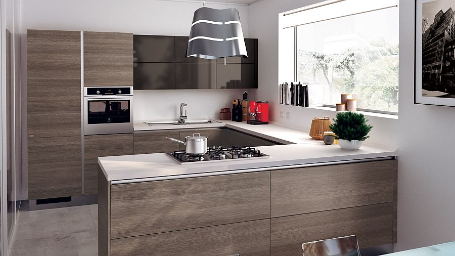 12 Exquisite Small Kitchen Designs With Italian Style | Small .