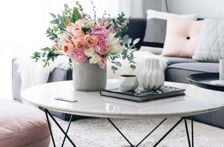 15 Modern Table Centerpiece Ideas for Home - The Architecture Desig