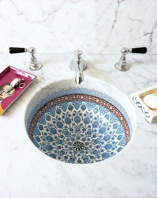 The World's Most Beautiful Bathroom Sinks | Beautiful bathrooms .