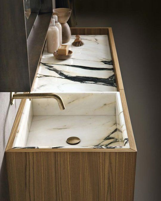The World's Most Beautiful Bathroom Sinks in 2020 | Beautiful .