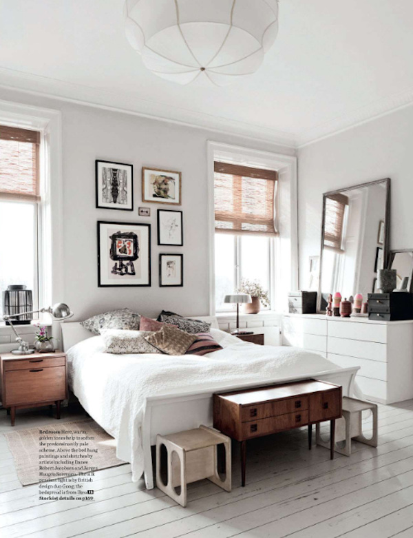 Be Still My Heart: Neutral and Natural Bedrooms | Home bedroom .