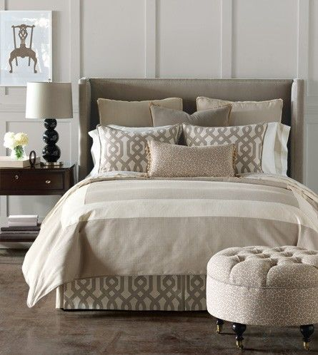 Neutral Bedroom Designs: An Underestimated Style | Decohol