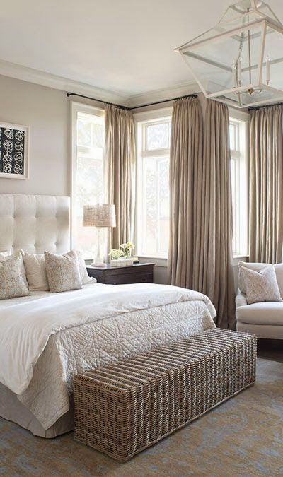 100 Master Bedroom Ideas Will Make You Feel Rich | Home bedroom .