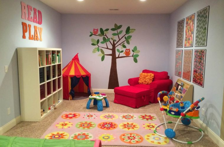 Non-Toxic Wallpaper for Kids Room