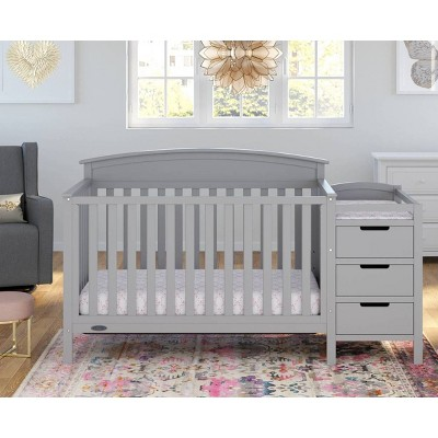 Graco Benton 4-in-1 Convertible Crib And Changer : Targ