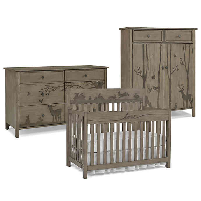 ED Ellen DeGeneres Forest Animal Nursery Furniture Collection .