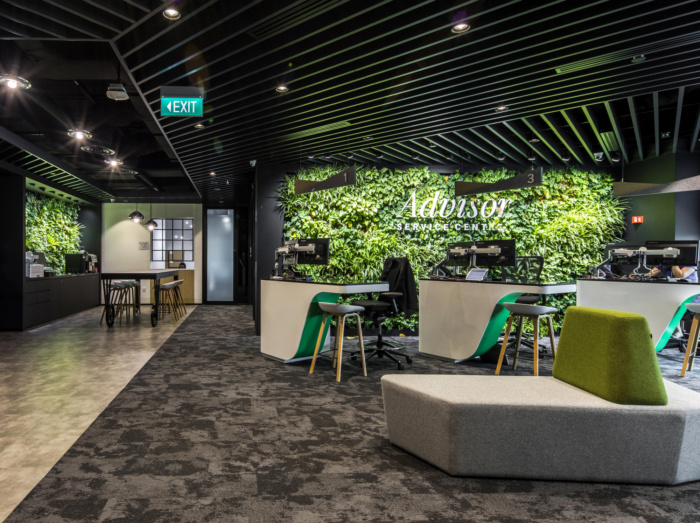 Manulife Offices - Singapore - Office Snapsho