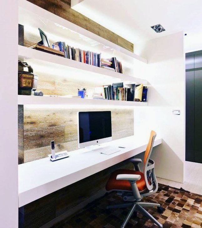 20+ Marvelous Contemporary Home Office Design Ideas To Inspire You .
