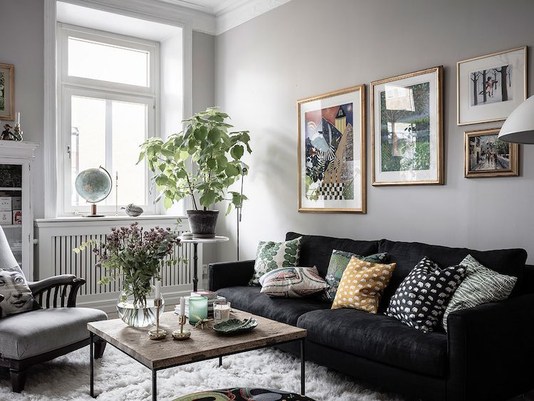 my scandinavian home: Old Meets New in a Charming Swedish .