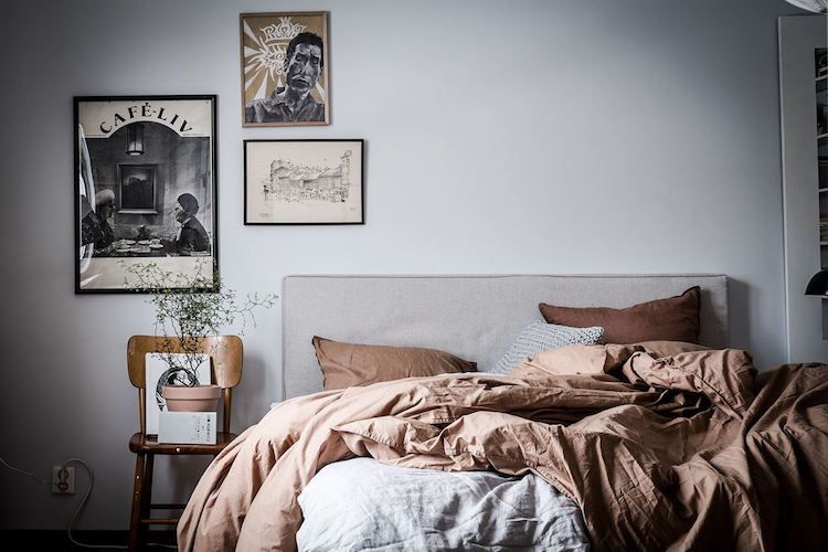 my scandinavian home: Old Meets New in a Charming Swedish Home .