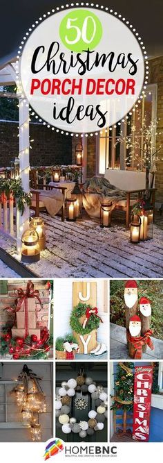 253 Best Outdoor Christmas Decorations images in 2020 | Outdoor .
