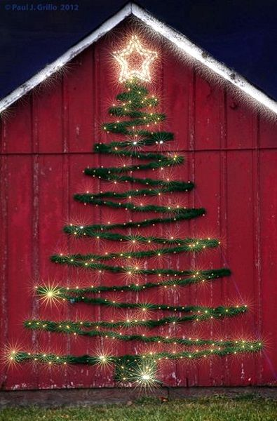 23 Christmas Outdoor Decoration Ideas Are Worth Trying | Christmas .