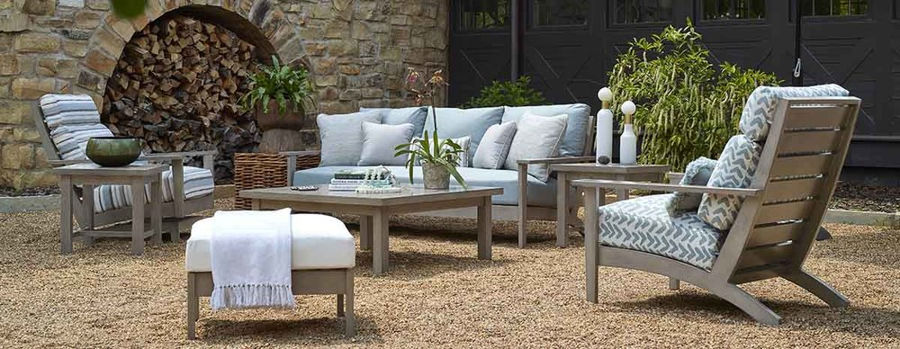 OUTDOOR FURNITURE + ACCESSORIES — Oasis Outdoor of Charlotte, NC .