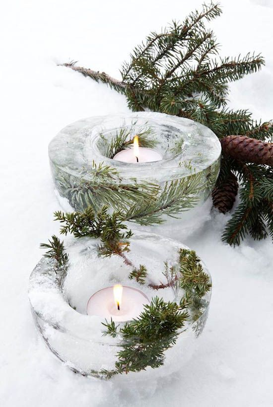 Magical Christmas Candle Decorating Ideas To Inspire You | Modern .