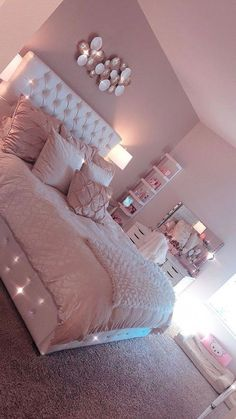 986 Best Pink bedroom ideas images | Bedroom decor, Room decor .