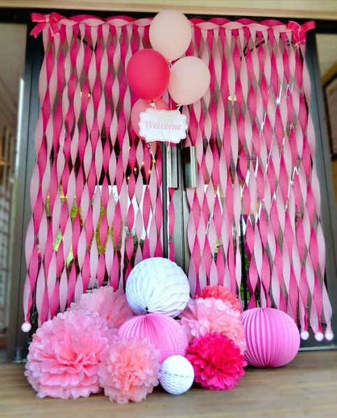 50+ Lovely Pink Baby Shower Decoration For Baby Girl Ideas 45 – Five