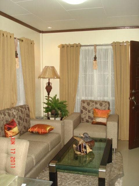 simple filipino living room designs - Google Search | Interior .