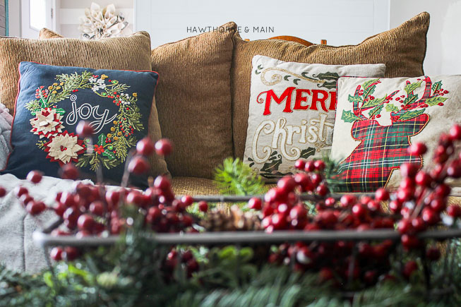 3 Fail Proof Holiday Decor Ideas – HAWTHORNE AND MA