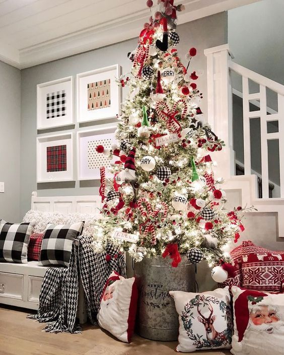 40+ Christmas Tree Decor Ideas | Christmas decorations, Christmas .