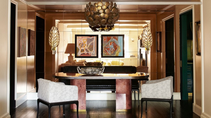 TOP 10 Best Residential Interior Design Projects by Kelly Wearstl