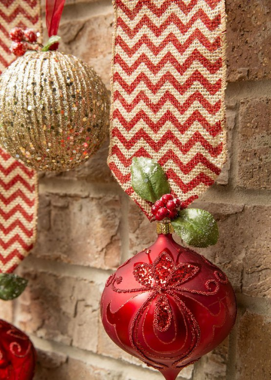 Top Red And Gold Christmas Decor Ideas - Christmas Celebration .