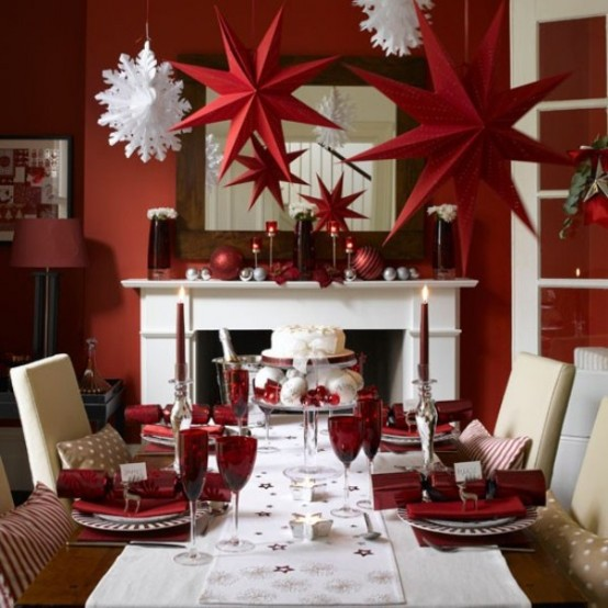 Top Red Christmas Decorations - Christmas Celebration - All about .