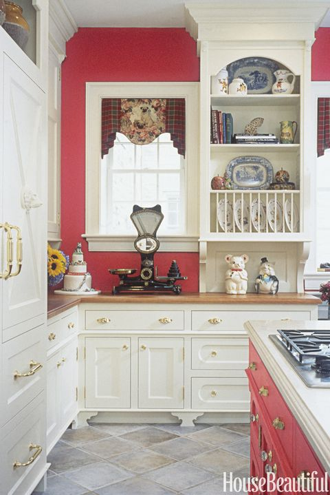 14 Red Kitchen Decor Ideas - Decorating a Red Kitch