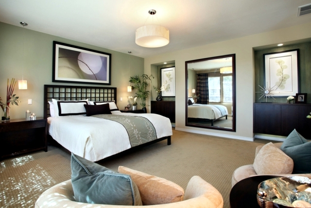 20 Asian-looking Zen bedroom with a relaxed atmosphere | Interior .