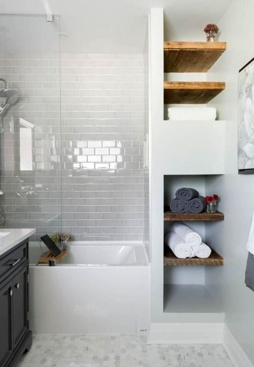 50 Easy DIY Bathroom Remodel Ideas On A Budget (With images .