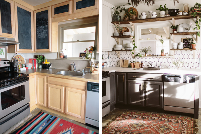 Small Kitchen Remodels That Will Blow Your Mind | Glitter Gui