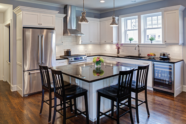 Small Kitchen Remodeling Ideas and Design Tric