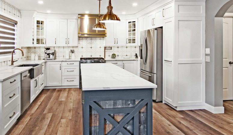 Renovating your Kitchen Replacing Cabinets - The Dedicated Hou