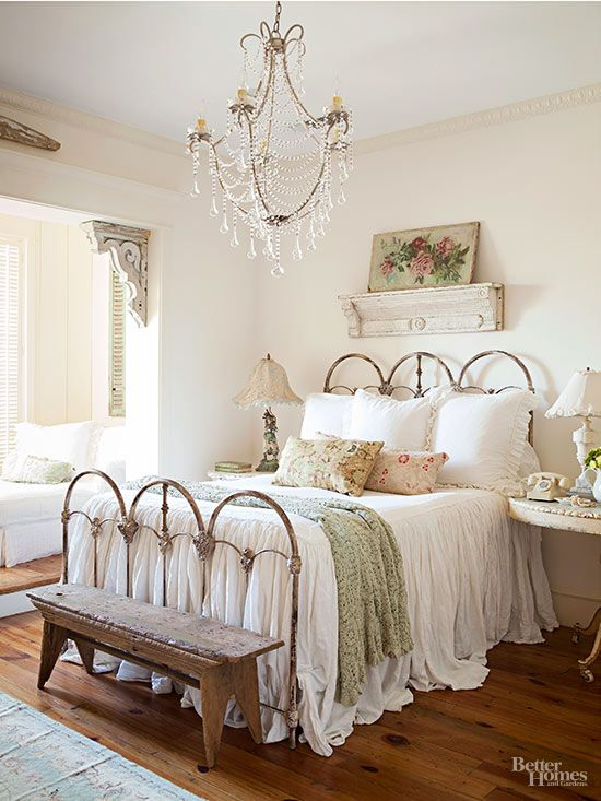 Follow The Yellow Brick Home - Dreamy Bedrooms Inspiration Cottage .