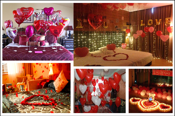21+ Romantic Room Decoration Ideas & Tips To Decorate Your Bedro