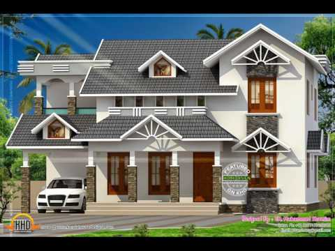 House Roof Design Pictures Ideas - YouTu