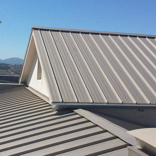 Metallic Roof System - Design Span® hp from AEP Sp