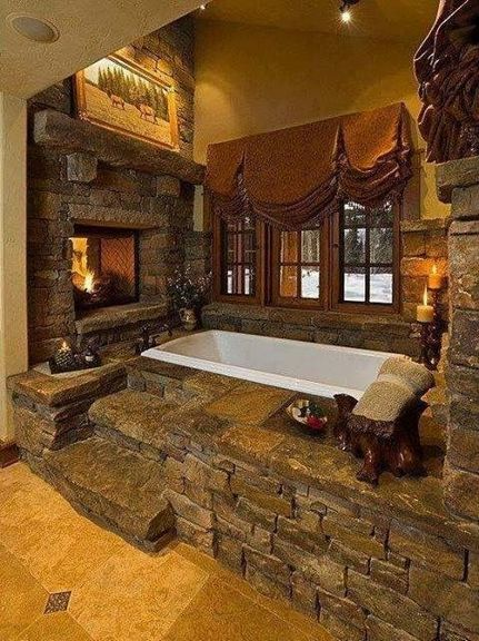 37 rustic bathroom design ideas click more detail | Inspira Spac