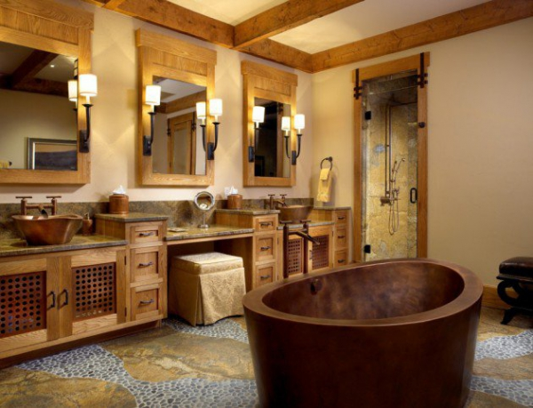 Rustic Bathroom Designs For the Modern Home – Adorable Ho