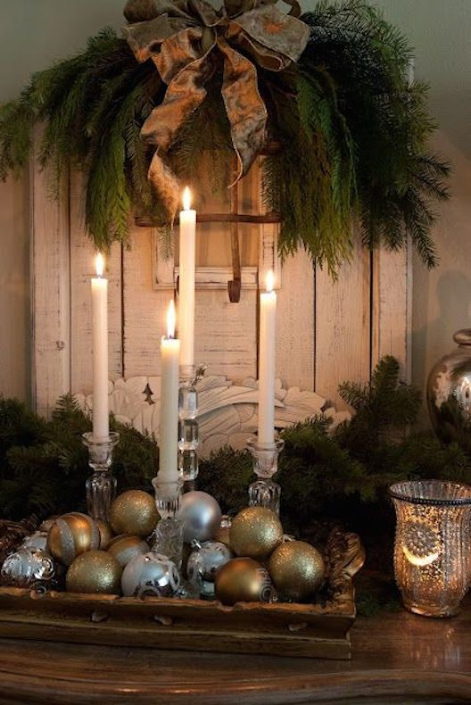 31 Captivating Indoor Rustic Christmas Decor Ideas | Christmas .