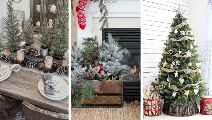 Warm DIY rustic Christmas decorating ideas | My desired ho