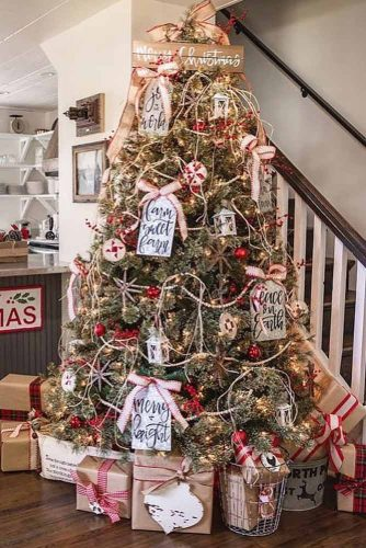 27 Awesome Christmas Tree Decorating Ide