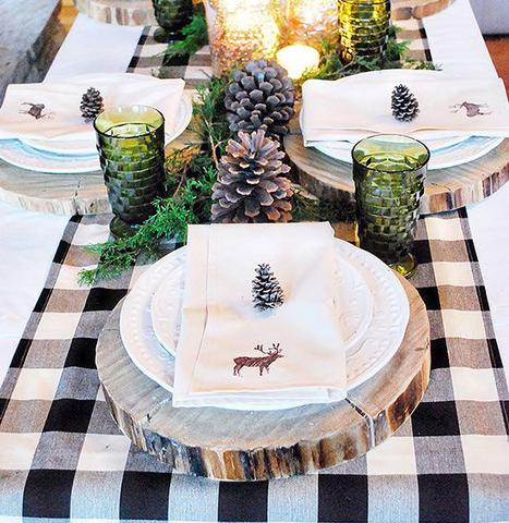 4 Simple Ways to Make Your Holiday Table Setting Instagram-Worthy .
