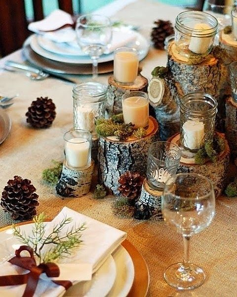 holiday entertaining | Winter wedding table, Winter wedding .