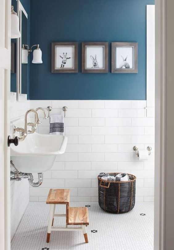 5 Gorgeous Scandinavian Bathroom Ide