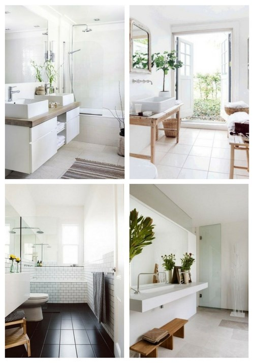 Scandinavian Bathroom Design Ideas